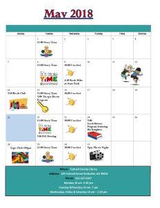 reidsville Calendar May 2018 Update-page-001
